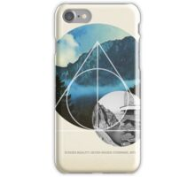 Echoes Reality iPhone Case/Skin