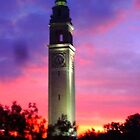 LSU Bell Tower by alliegator
