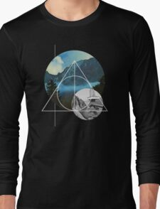 Echoes Reality Long Sleeve T-Shirt