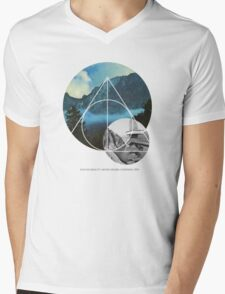 Echoes Reality Mens V-Neck T-Shirt