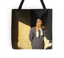 Man of India Tote Bag