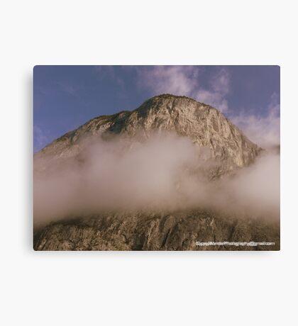 Austria~ Alps Canvas Print
