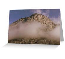 Austria~ Alps Greeting Card