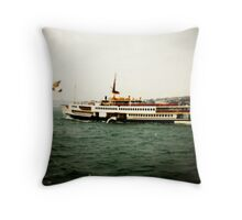A Dream City Throw Pillow