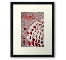 Unknown Dead  Framed Print