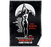 Sin City - A Dame to Kill for Poster