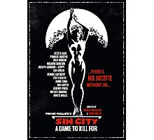 Sin City - A Dame to Kill for Photographic Print