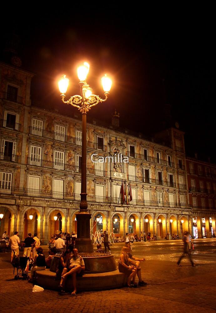 Plaza Mayor by Camilla