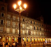Plaza Mayor by Camilla