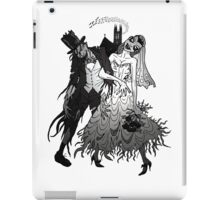 Zombie Wedding iPad Case/Skin