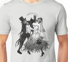 Zombie Wedding Unisex T-Shirt