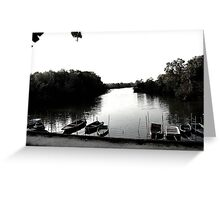 LAC automne Greeting Card