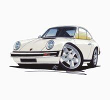 Porsche 911 White Kids Clothes