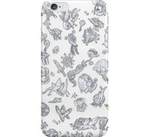 RPG Party iPhone Case/Skin