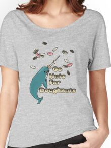 Go Nuts For Doughnuts Women's Relaxed Fit T-Shirt