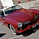 Volkswagen Karmann Ghia by Ferenghi