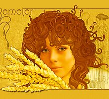 Demeter by Ivy Izzard