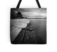 Sea organ Tote Bag