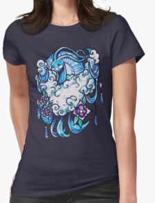 Altaria  Womens Fitted T-Shirt