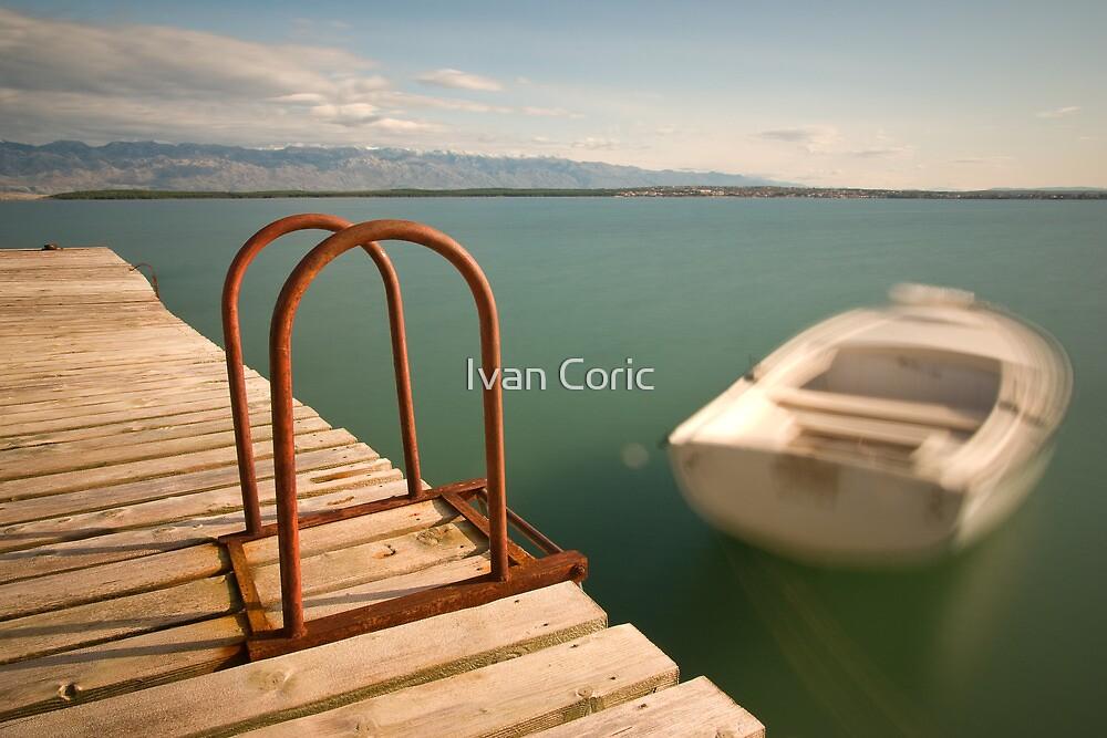 On te morning sun by Ivan Coric