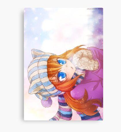 Winter Ada Metal Print