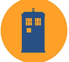 Doctor Who Icon by yellowdust