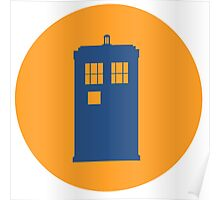 Doctor Who Icon Poster