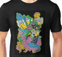 Galaxy Amusement Park Unisex T-Shirt
