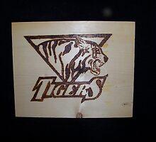 raddom texas football team logo by michaelduncan