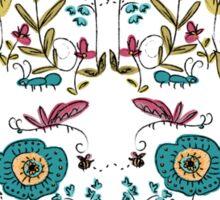 Flora One Sticker