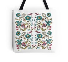 Flora One Tote Bag