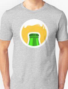 Beer Cap Unisex T-Shirt