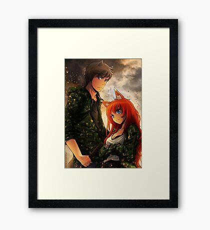 Chapter I Ada & Robert Framed Print