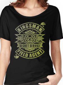 Kingsman Women's Relaxed Fit T-Shirt