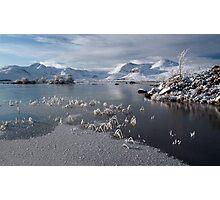 Blackmount-Rannoch moore Photographic Print