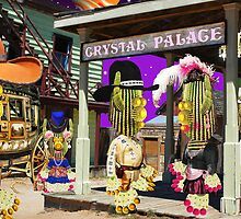 Crystal Palace by Dennis  Roy Smigel
