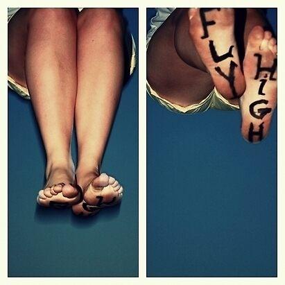 Jump Up, Fly High by Fiona Christensen