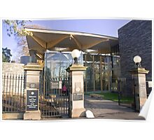 Edinburgh's Botanic Gardens Poster