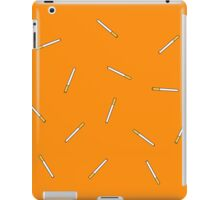 cigarette #2 iPad Case/Skin