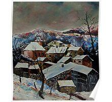 laforet snow 78 Poster