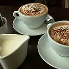 Cappuccino for Two  by Alice McMahon