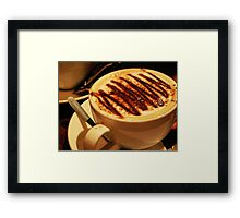 Galway Cappuccino Framed Print