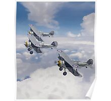 Gloster Gladiator Formation Poster
