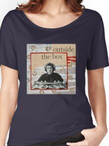 Outside The Box Women's Relaxed Fit T-Shirt