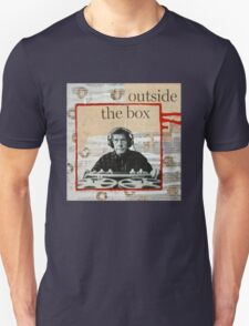 Outside The Box Unisex T-Shirt