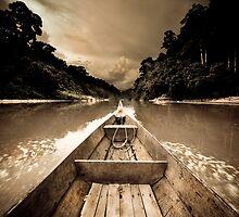 Malaysian River by Kingston  Liu