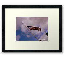 Wars price  Framed Print