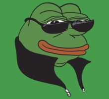 Cool Pepe t-shirt - Pepe the Frog by kebuenowilly