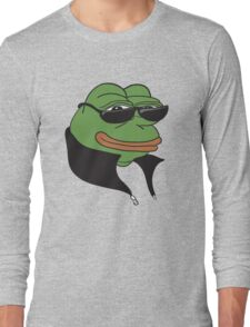 Cool Pepe t-shirt - Pepe the Frog Long Sleeve T-Shirt