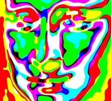 Mona Lisa by Jacek Glowacz